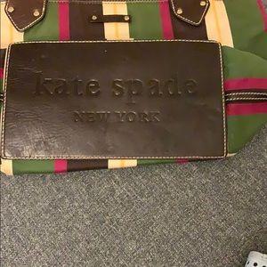 kate spade Bags - Vintage Kate spade mini tote